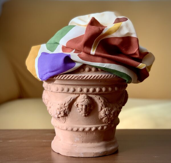 Flowers foulard